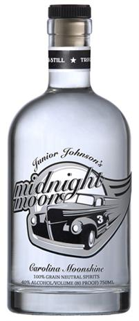 Midnight Moon Junior Johnson's Moonshine